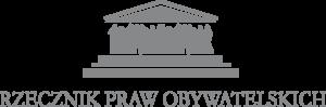 Logotyp Biura Rzecznika Praw Obywatelskich