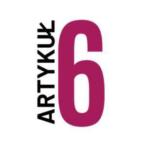 Logotyp Kolektywu Artykuł 6.