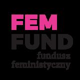 Logotyp Fem Fund Fundusz feministyczny