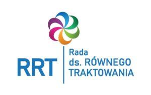 Logotyp Rady ds. Równego Traktowania